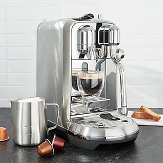 Breville ® Creatista Plus Nespresso Coffee Brewer