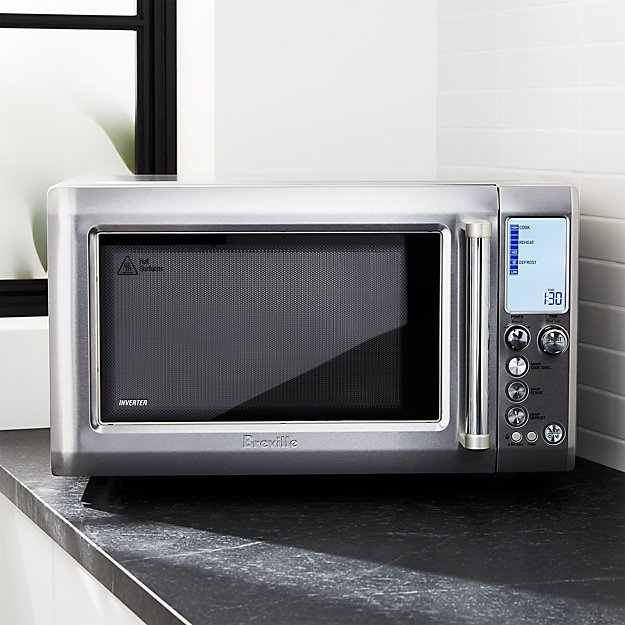 Breville ® Quick Touch Crisp Microwave Oven