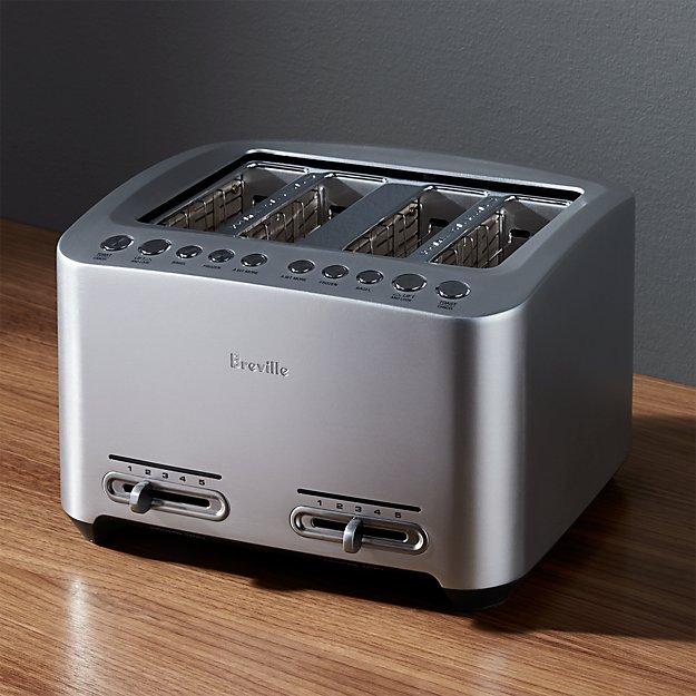Breville SmartToaster 4 Slice Toaster