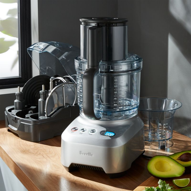 Breville Sous Chef 16 Cup Food Processor + Reviews | Crate and Barrel