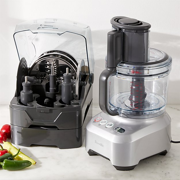 Breville  Cup Food Processor That Dices