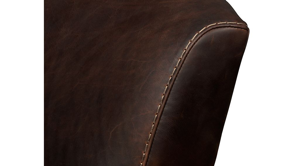 Briarwood Leather Chair