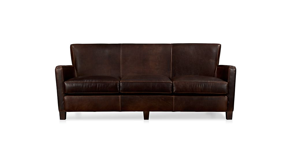crate and barrel camden sofa thesofa. Black Bedroom Furniture Sets. Home Design Ideas
