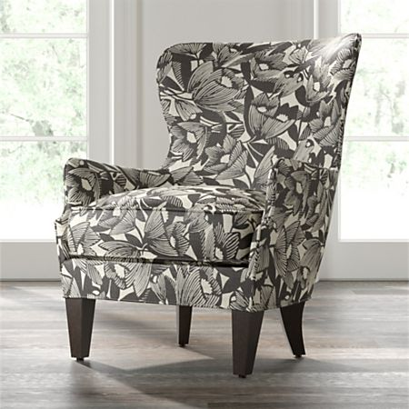 Fantastic Brielle Wingback Chair Pdpeps Interior Chair Design Pdpepsorg