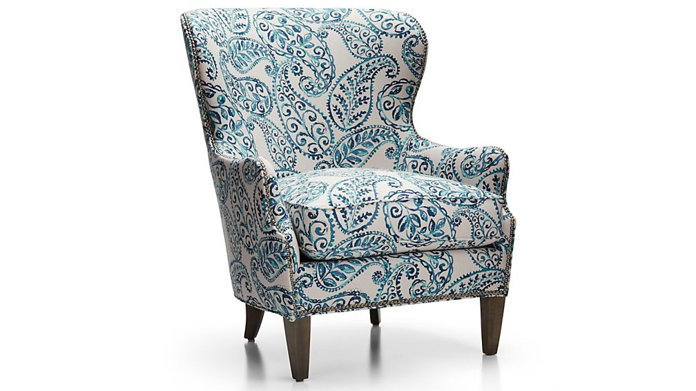 Brielle Wingback Chair