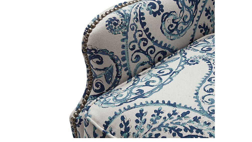 Brielle Wingback Chair