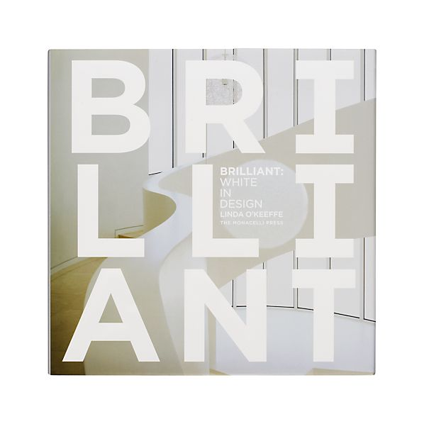 """Brilliant: White in Design"""