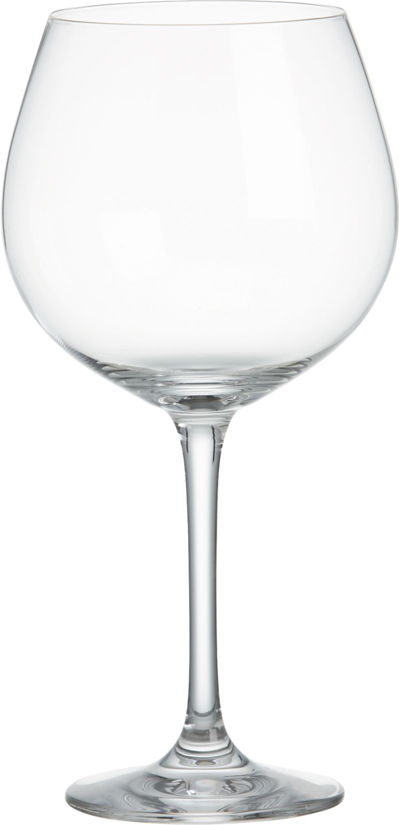 The classic balloon shape prized for allowing wines to breathe is crafted in Germany of lead-free Tritan® glass with the brilliance of crystal.<br /><br /><NEWTAG/><ul><li>Tritan glass</li><li>Hand wash</li></ul>