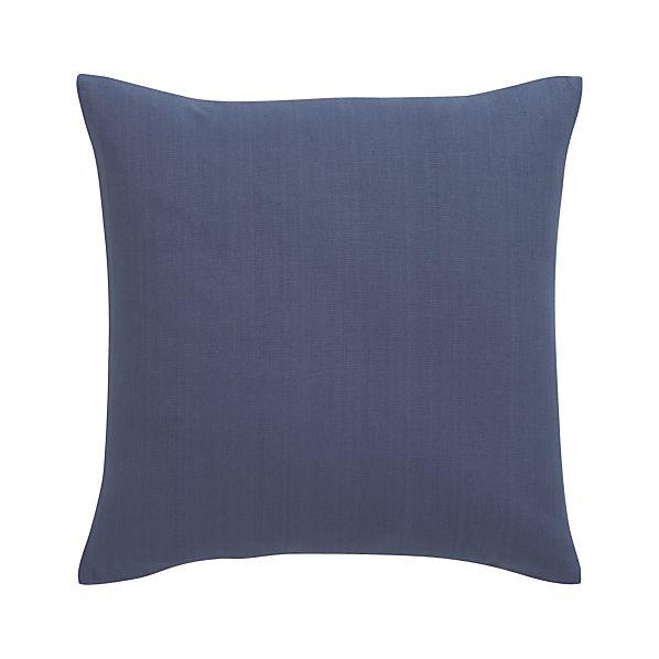 "Brinkley Denim 18"" Pillow"