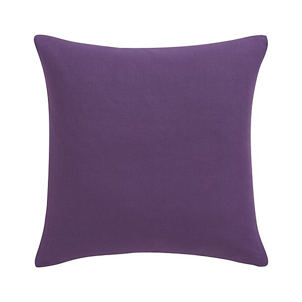 "Brinkley Grape 18"" Pillow"
