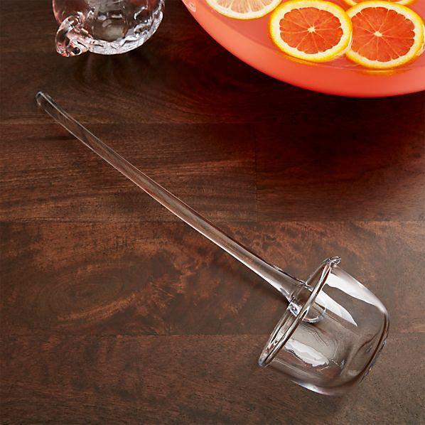 Britta Glass Punch Ladle