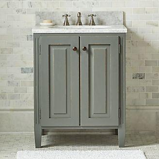 Bathroom Furniture Vanities Amp Bath Towers Crate And Barrel