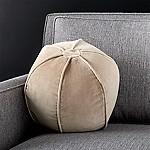 Brenner Hummus 12  Sphere Pillow