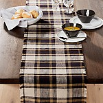 Broderick Plaid 90  Table Runner