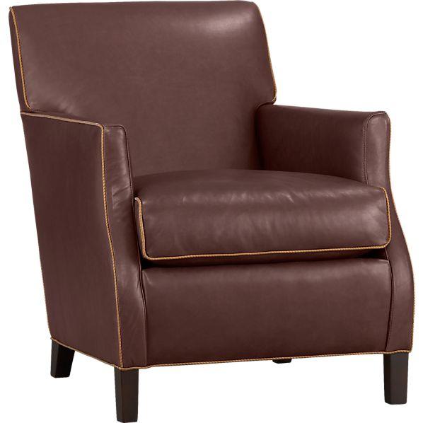 Bronson Leather Chair