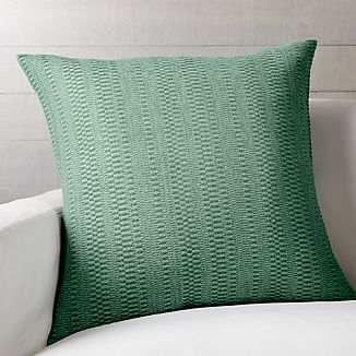 "Brook 23"" Pillow with Down-Alternative Insert"