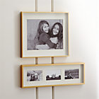 View product image Brushed Brass Wall Frames - image 1 of 6