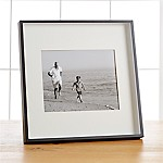 Brushed Gunmetal 8x10 Frame
