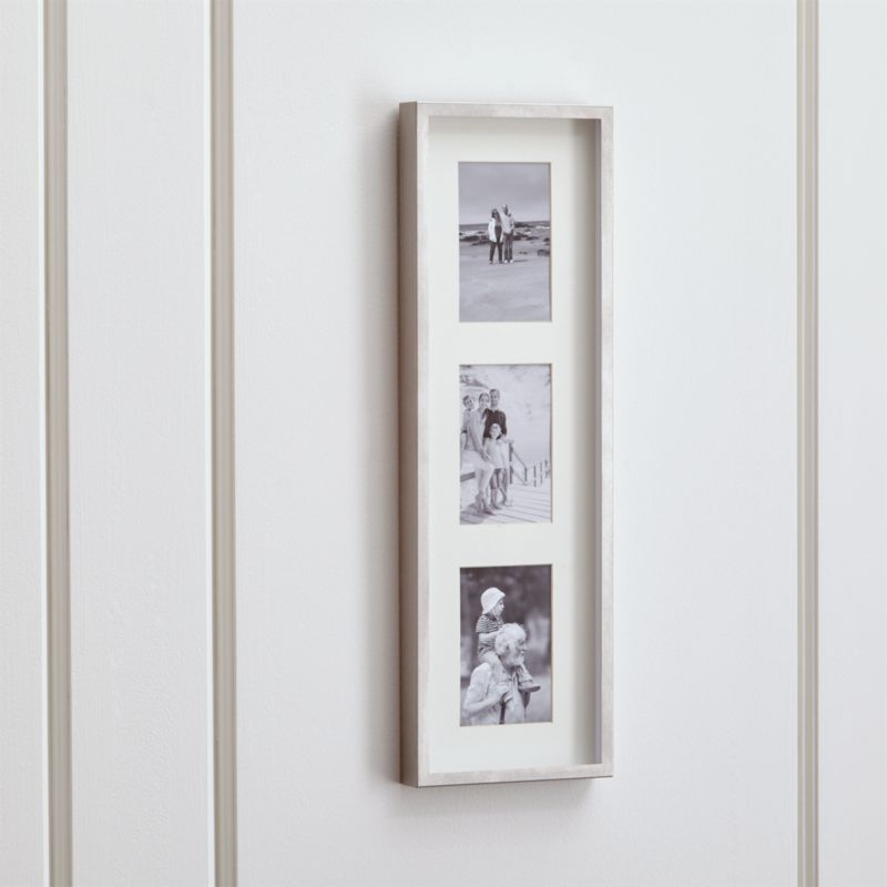 Silver Picture Frames | Crate and Barrel