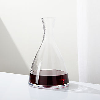 Bryn Optic Wine Carafe