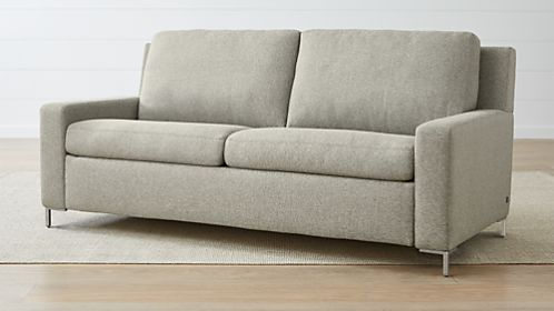 Sleeper Sofas Twin Full Queen And King Sofa Beds Crate And Barrel