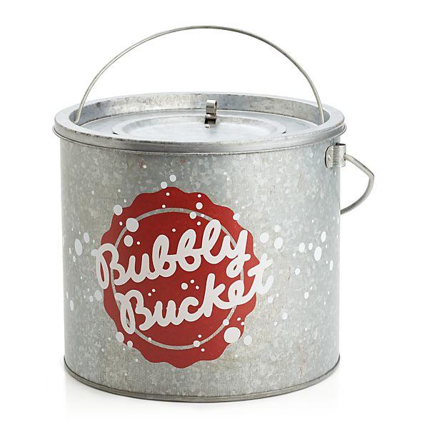 Bubbly Ice Bucket