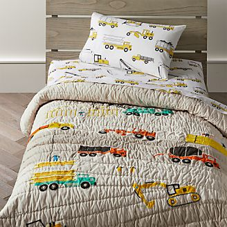 Builderu0027s Toddler Bedding