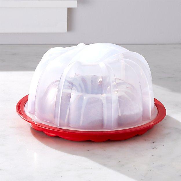 Plastic Bundt Cake Keeper