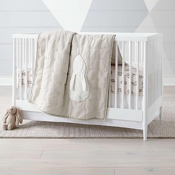 Gender Neutral Crib Bedding Crate And Barrel