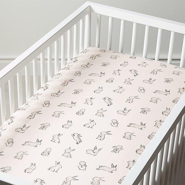 Bunny Nursery Bedding Thenurseries
