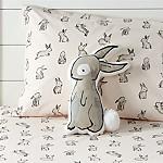 Bunny Throw Pillow