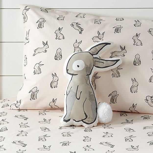 Bunny Throw Pillow - Image 1 of 10
