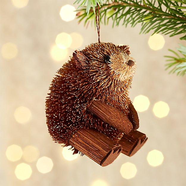 Buri Bear Ornament