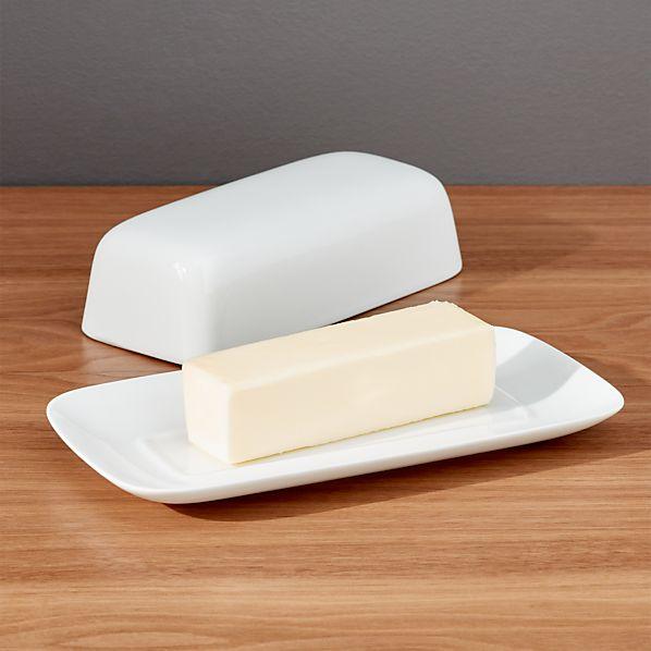 ButterDishWht8x4p25x2p5inROF16