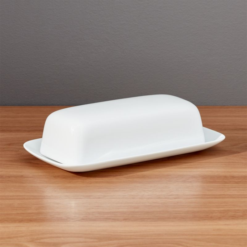 Butter Dish Reviews Crate And Barrel