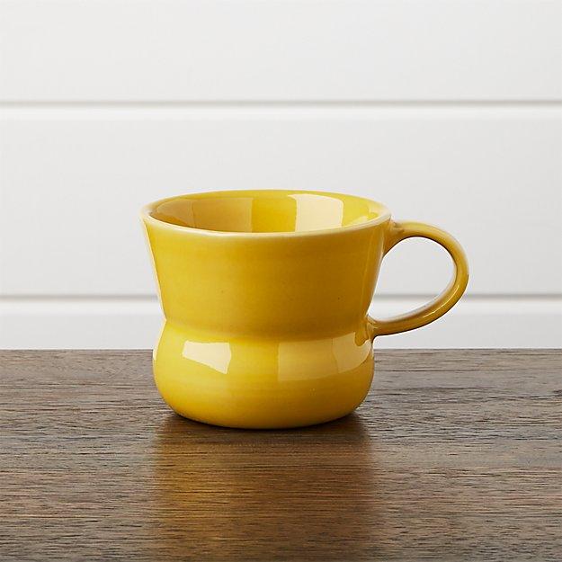 Buttercup Yellow Mug