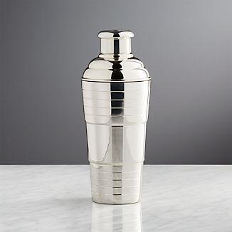 Byron Vintage Cocktail Shaker