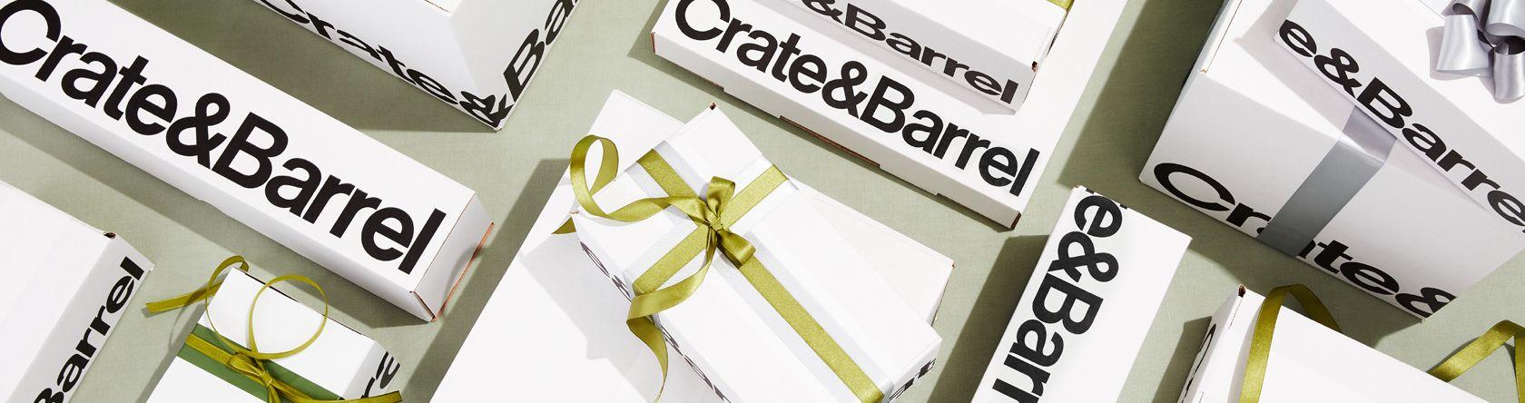 Gift Registry Benefits Crate And Barrel