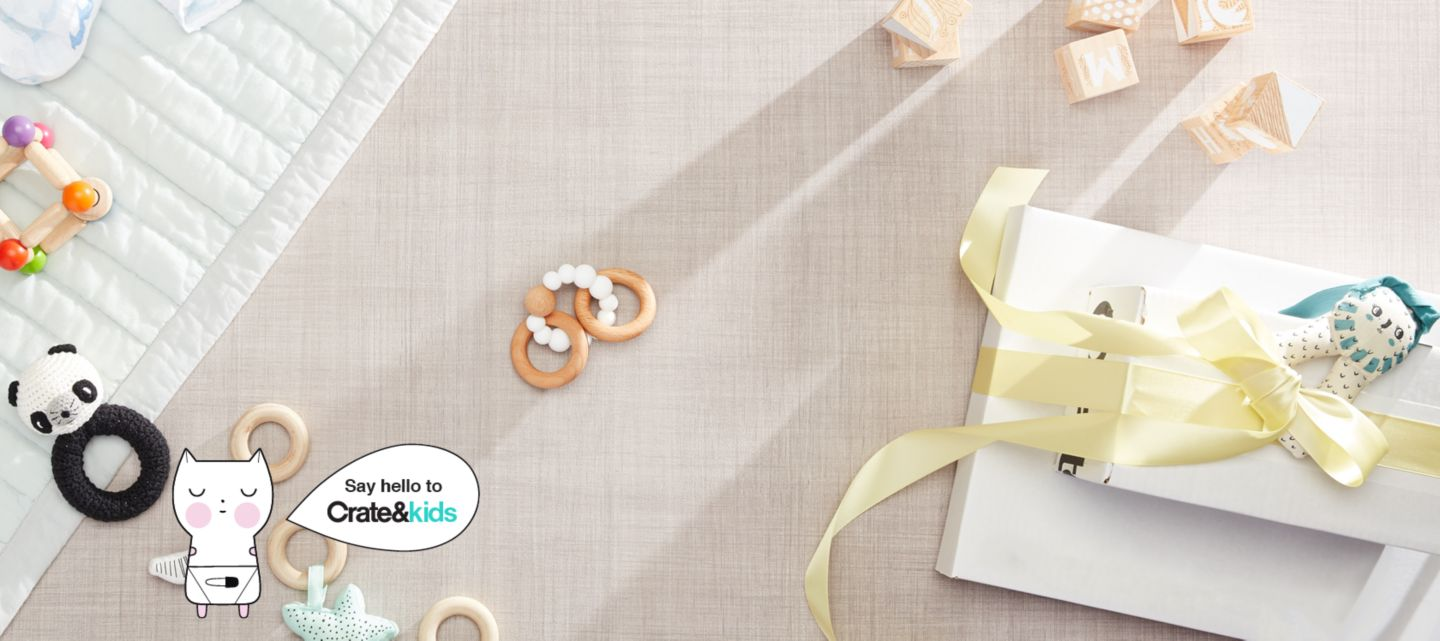 Baby Registry | Crate and Barrel
