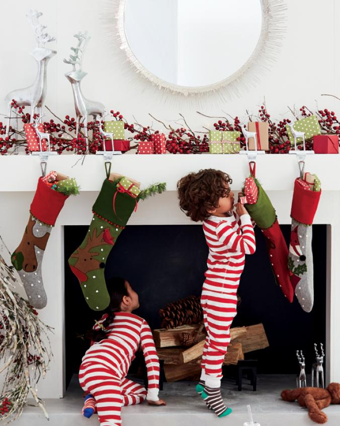 fill them with little delights shop christmas stockings