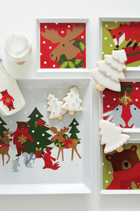 73515540dd8 Christmas Decorations for Hearth, Home & Table | Crate and Barrel