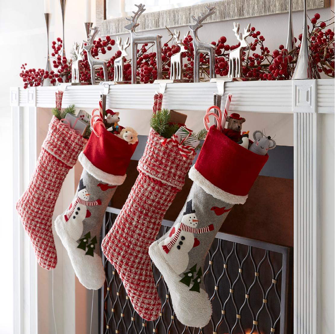 Christmas decorations for home and tree crate barrel