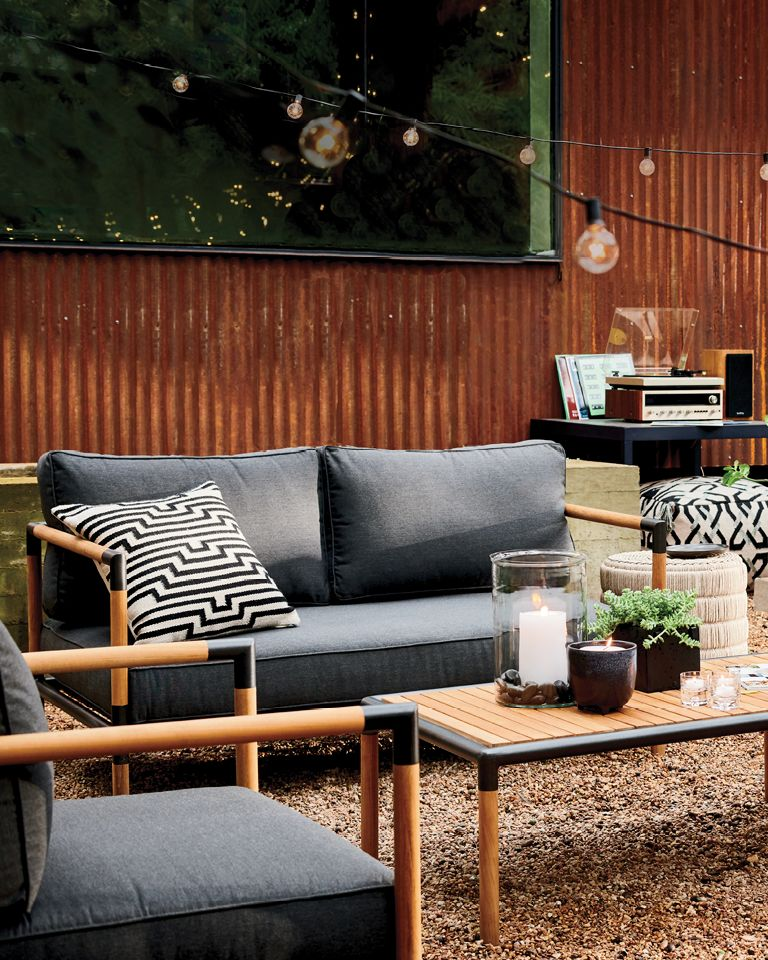 Crate and Barrel & Best Outdoor Patio Furniture | Crate and Barrel