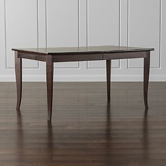 Charmant Cabria Dark Extension Dining Table