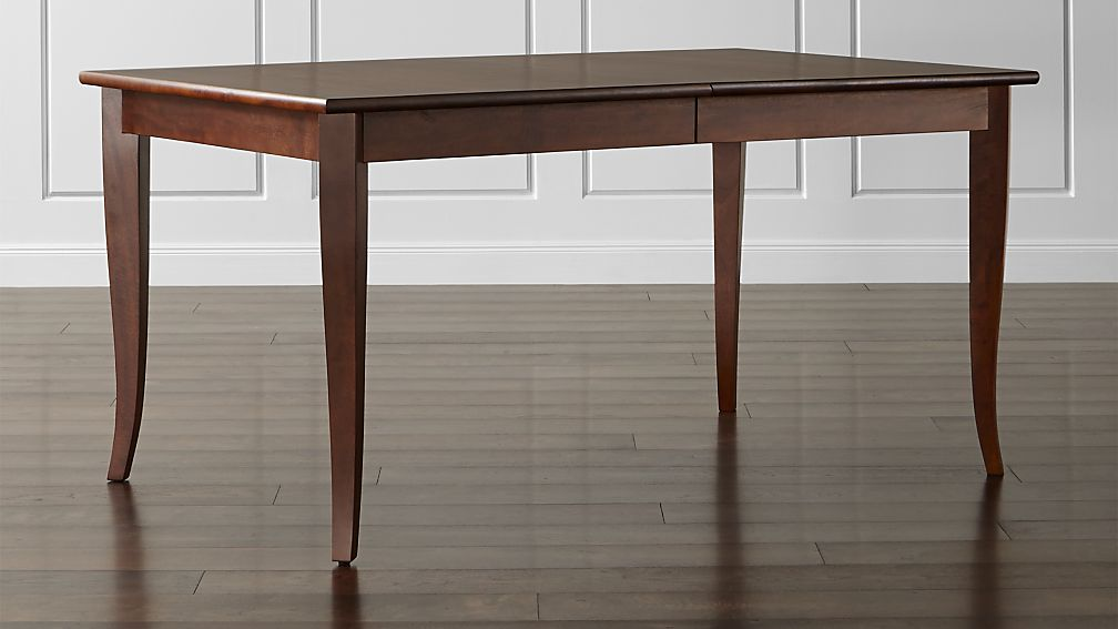 Cabria Honey Brown Extension Dining Table - Image 1 of 8