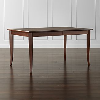 Stained Tables Crate And Barrel - Pottery barn colette coffee table