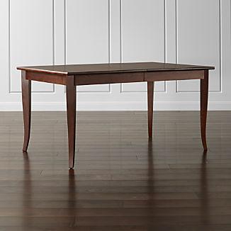 Rustic Wood Tables Crate And Barrel