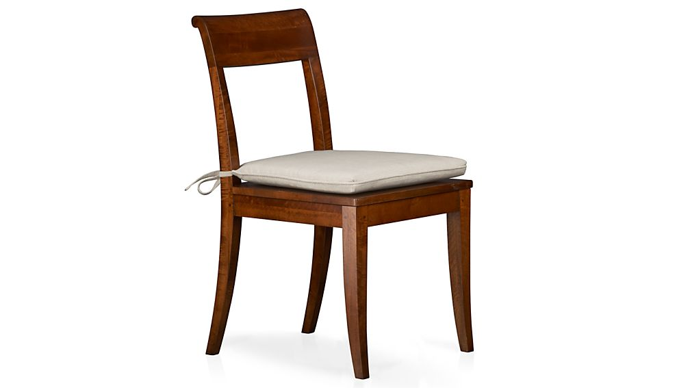 Cabria Honey Brown Wood Dining Chair
