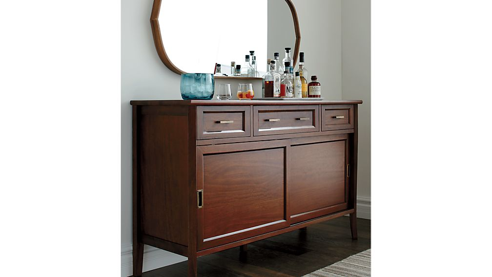 Cabria Honey Sideboard