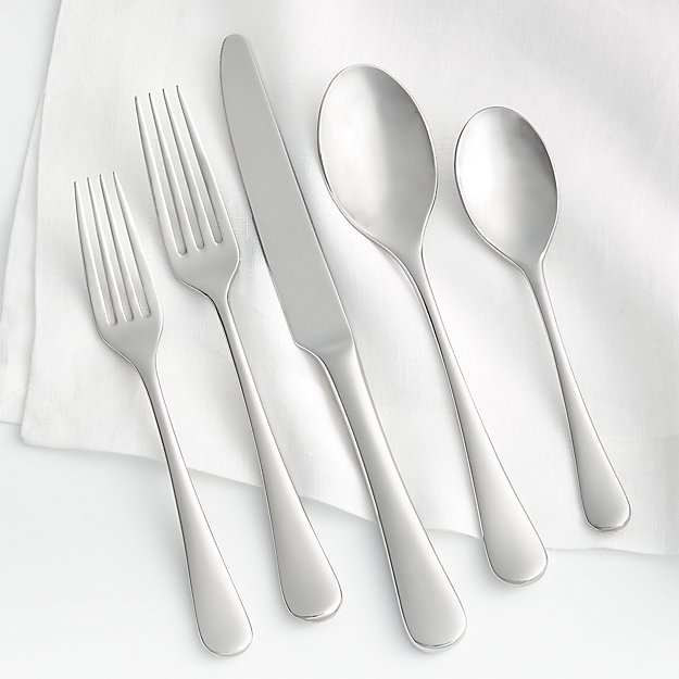 Caesna Mirror 5-Piece Flatware Place Setting - Image 1 of 14